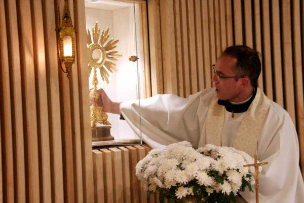 Un oratoire pour prier 24h/24 et 7jours/7 à Laval (53)