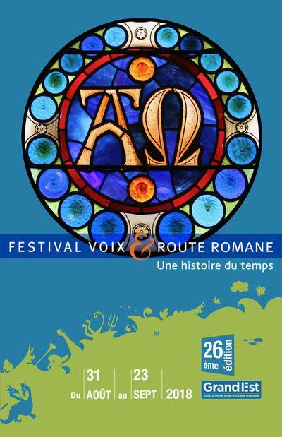 Voix et Route Romane, festival de musique médiévale – du 31 août au 23 septembre dans le Grand-Est