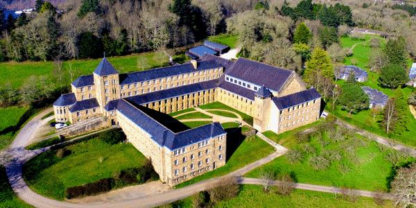 Abbaye de Landévennec: l'histoire des moines au fameux caramel au beurre salé!