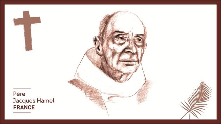 Père Jacques Hamel: L'AED appelle à prier pour les prêtres assassinés et leurs bourreaux