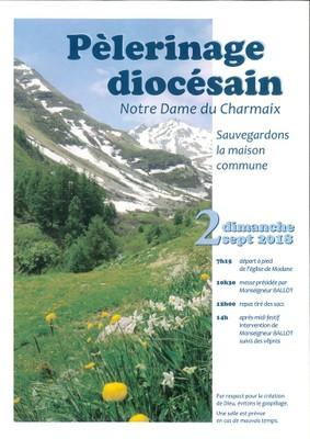 Pèlerinage de Notre-Dame du Charmaix (73) le 2 septembre 2018