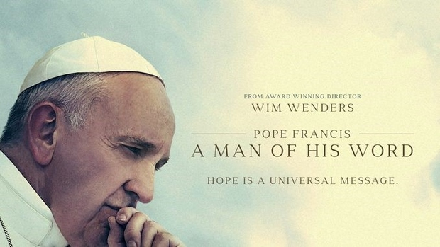 Ciné-débat du film 'Le Pape François' les 3 & 4 octobre 2018 à Altkirch et Mulhouse (68)