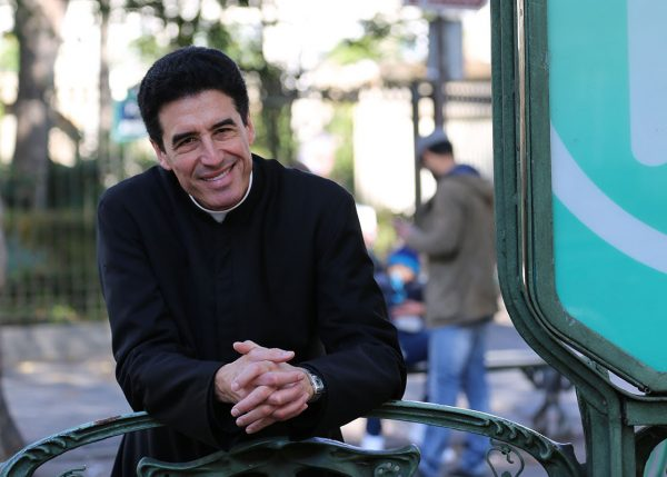 Rencontrer le Père Michel-Marie Zanotti-Sorkine à Paris