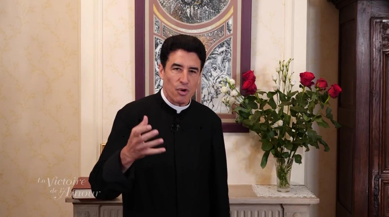 """Prédication du père Michel-Marie Zanotti-Sorkine du 2 septembre 2018 – """"Ne faisons pas porter le chapeau à Dieu de nos idées!"""""""