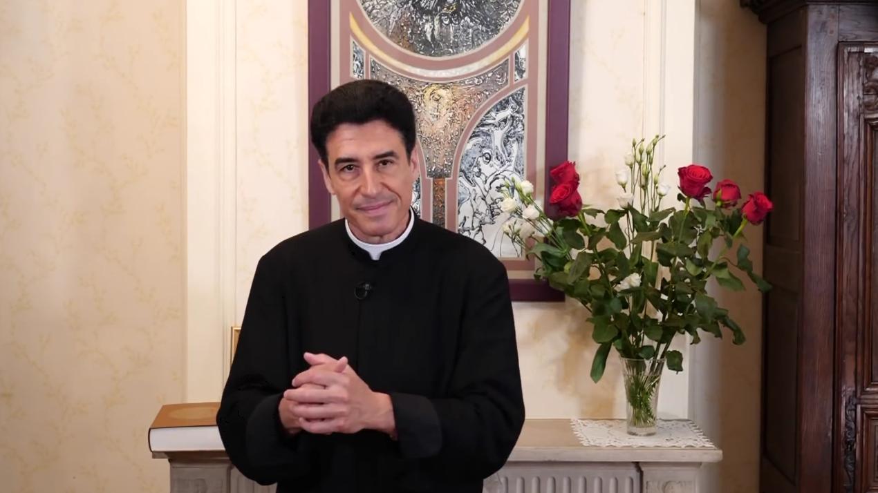"""Prédication du père Michel-Marie Zanotti-Sorkine du 6 septembre 2018 – """"La fécondité de notre vie dépend de notre union à Dieu"""""""