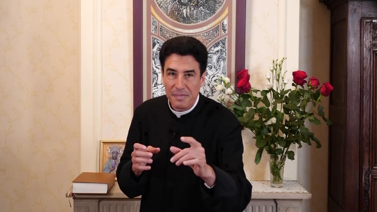 """Prédication du père Michel-Marie Zanotti-Sorkine du 17 septembre 2018 – """"Dieu exauce les païens qui s'ouvrent à la foi!"""""""