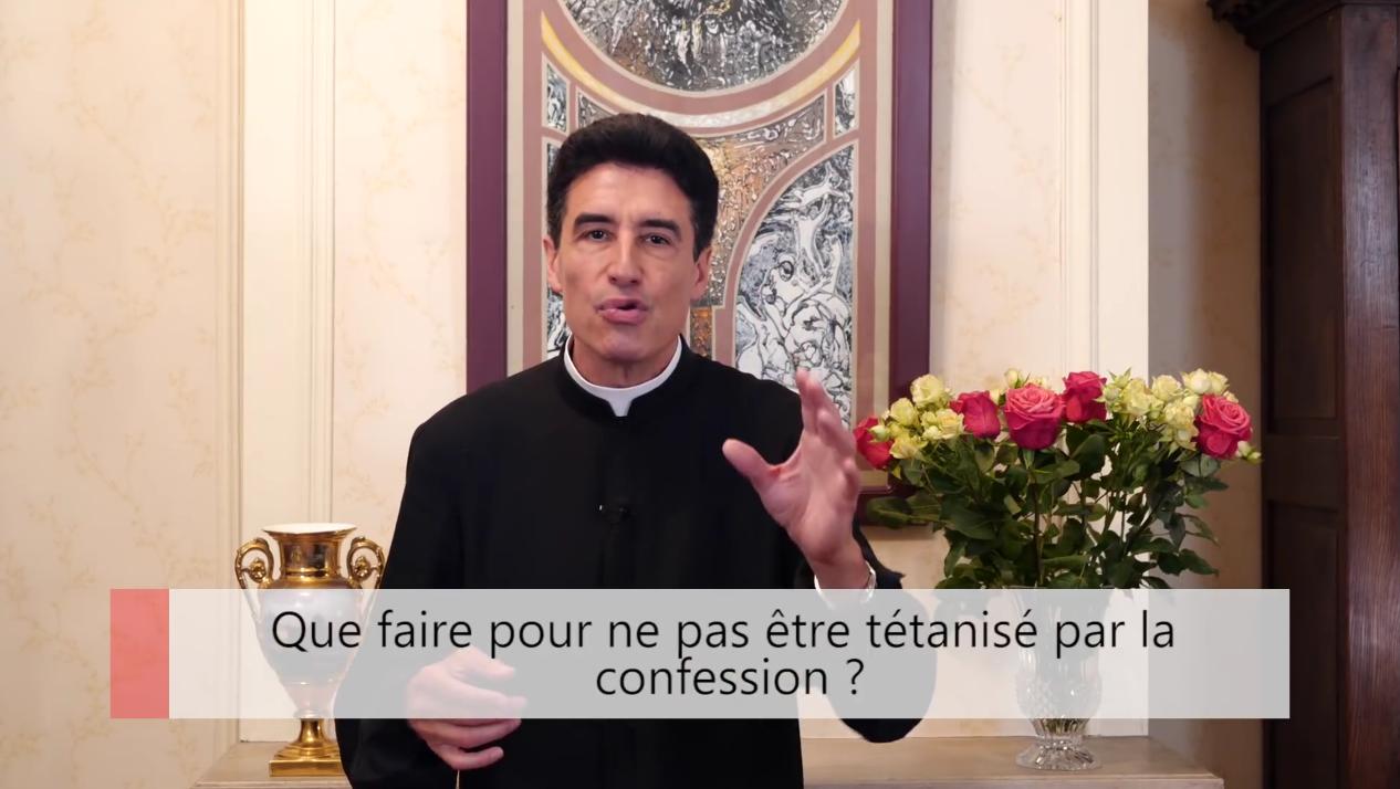 """Deux minutes pour vous #23 – Père Michel-Marie Zanotti-Sorkine – """"Que faire pour ne pas être tétanisé par la confession?"""""""