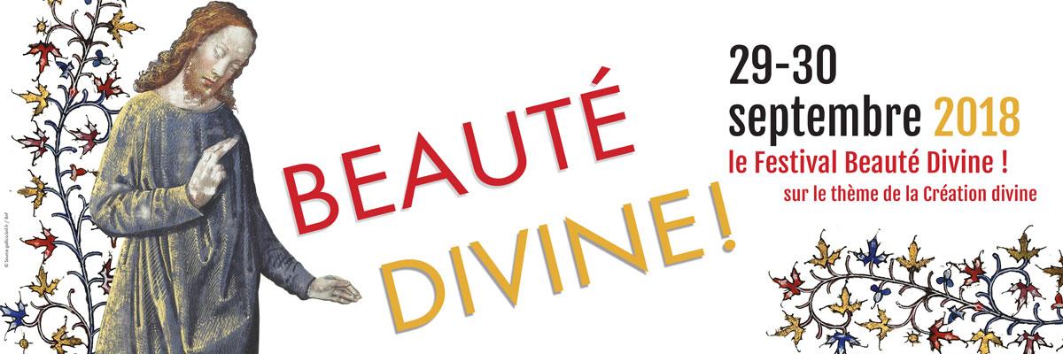 Festival Beauté divine! à Lyon (69) les 29 & 30 septembre 2018