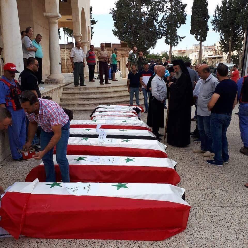 Syrie: des villages chrétiens attaqués