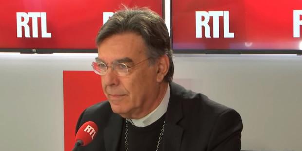 Mgr Aupetit rappelle à Emmanuel Macron que le mot «catholique» n'est pas un gros mot!