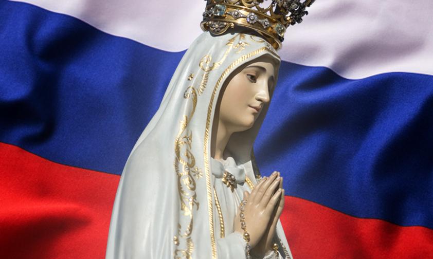 1929: Marie demande la consécration de la Russie à son Coeur Immaculé, sans être exaucée