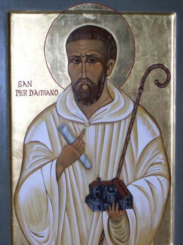 """St Pierre Damien, Docteur de l'Eglise, qui annihila la """"pédophilie"""" au XIè siècle"""