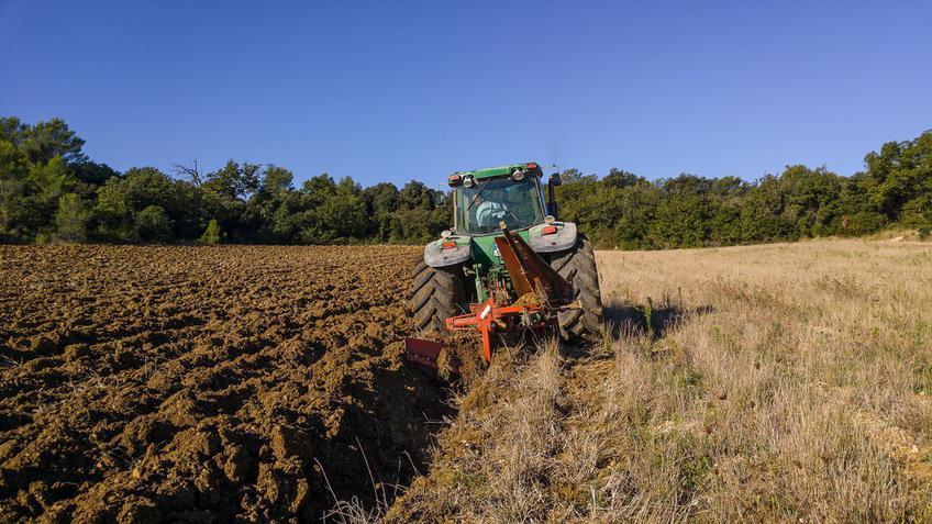Rencontre et partage avec le monde agricole le 9 septembre 2018 à Saint-Siméon de Bressieux (38)