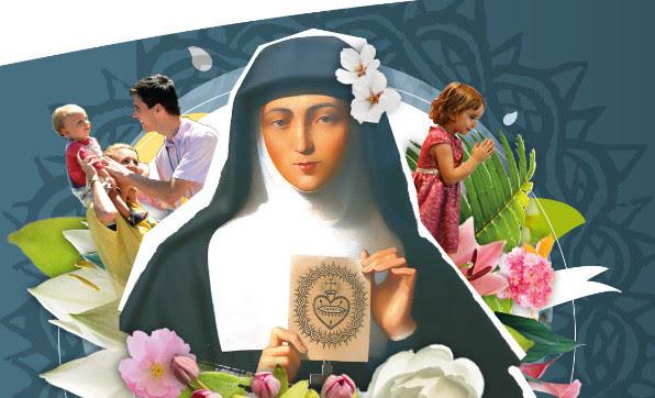 Les fêtes de sainte Marguerite-Marie – du 12 au 16 octobre 2018 au sanctuaire de Paray-le-Monial (71)