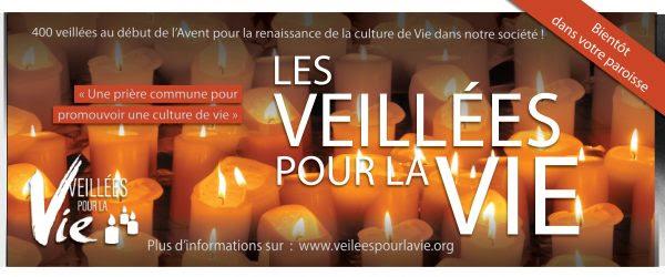 Lancement de l'organisation des Veillées pour la vie!