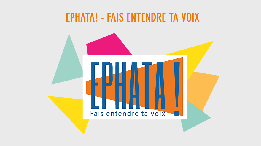 Ephata! Fest'2018 du 1er au 4 novembre à Grenoble (38)