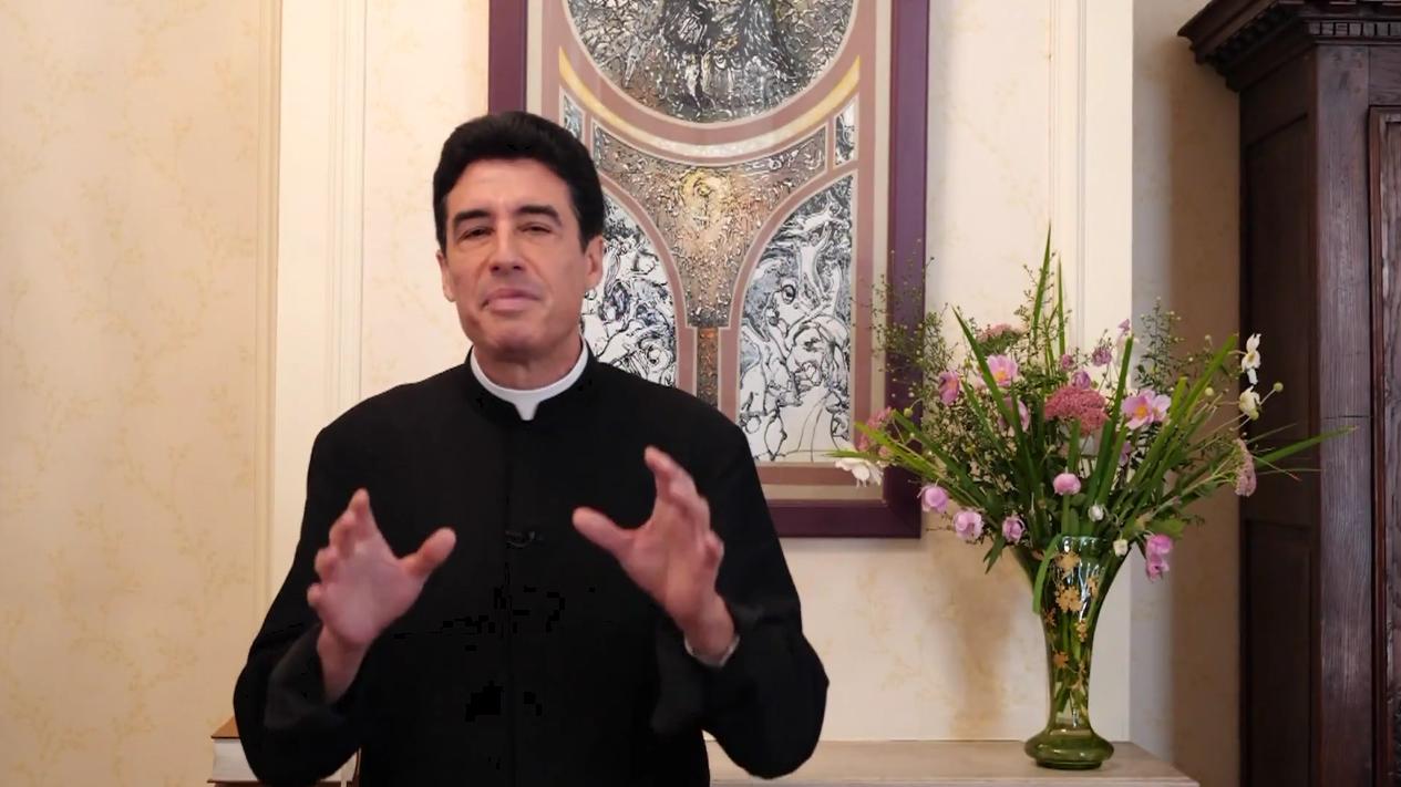 Prédication du père Michel-Marie Zanotti-Sorkine du 1er octobre 2018 – L'ambition de la simplicité, de l'émerveillement et de l'admiration envers les autres