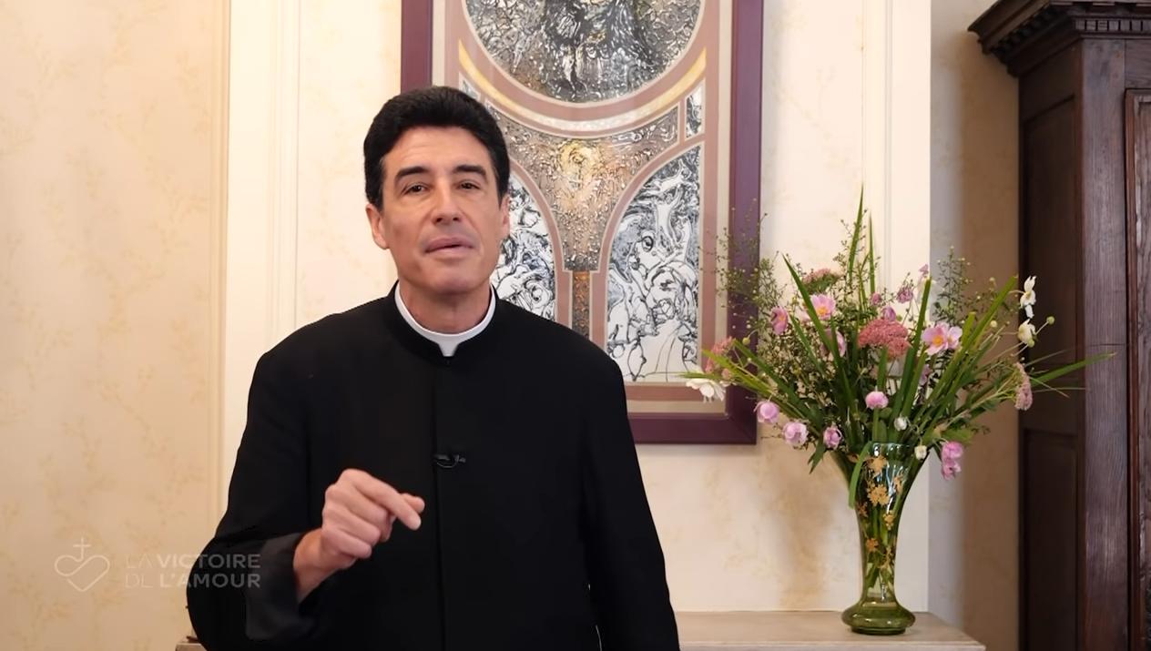 """Prédication du père Michel-Marie Zanotti-Sorkine du 11 octobre 2018 – """"Soyons persévérants dans la prière!"""""""