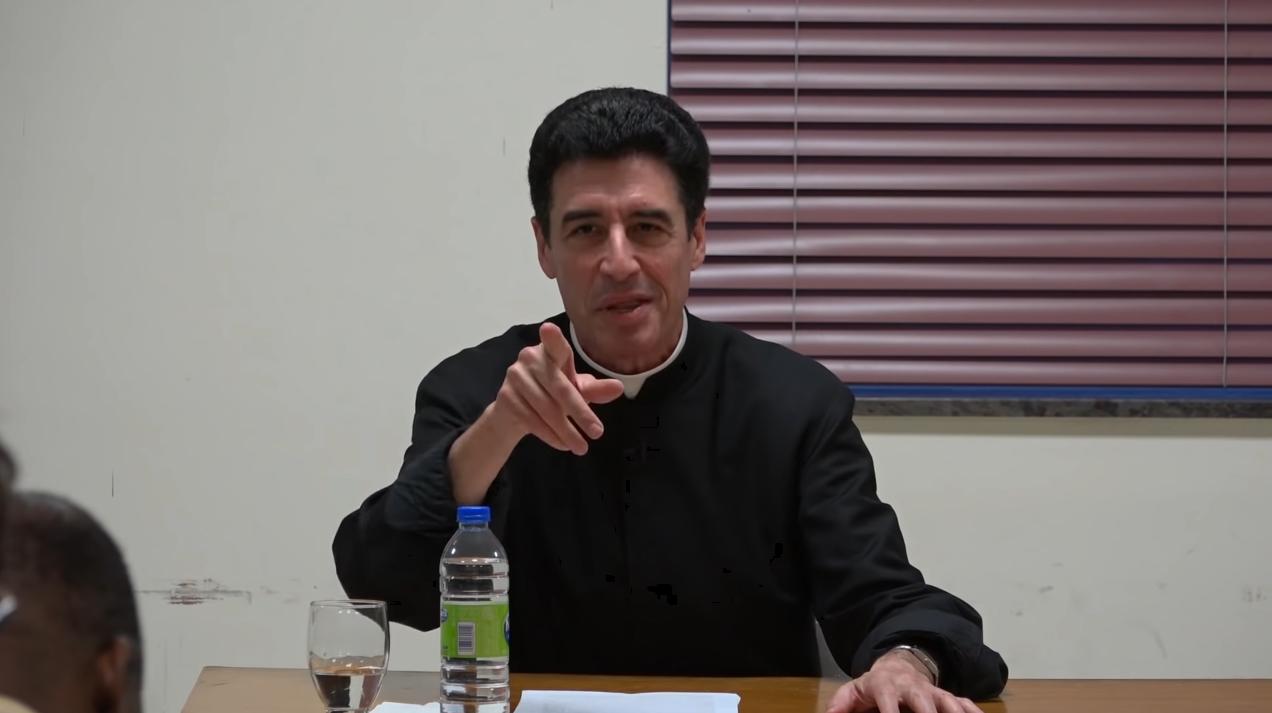 Témoignage du cheminement sacerdotal du Père Michel-Marie Zanotti-Sorkine