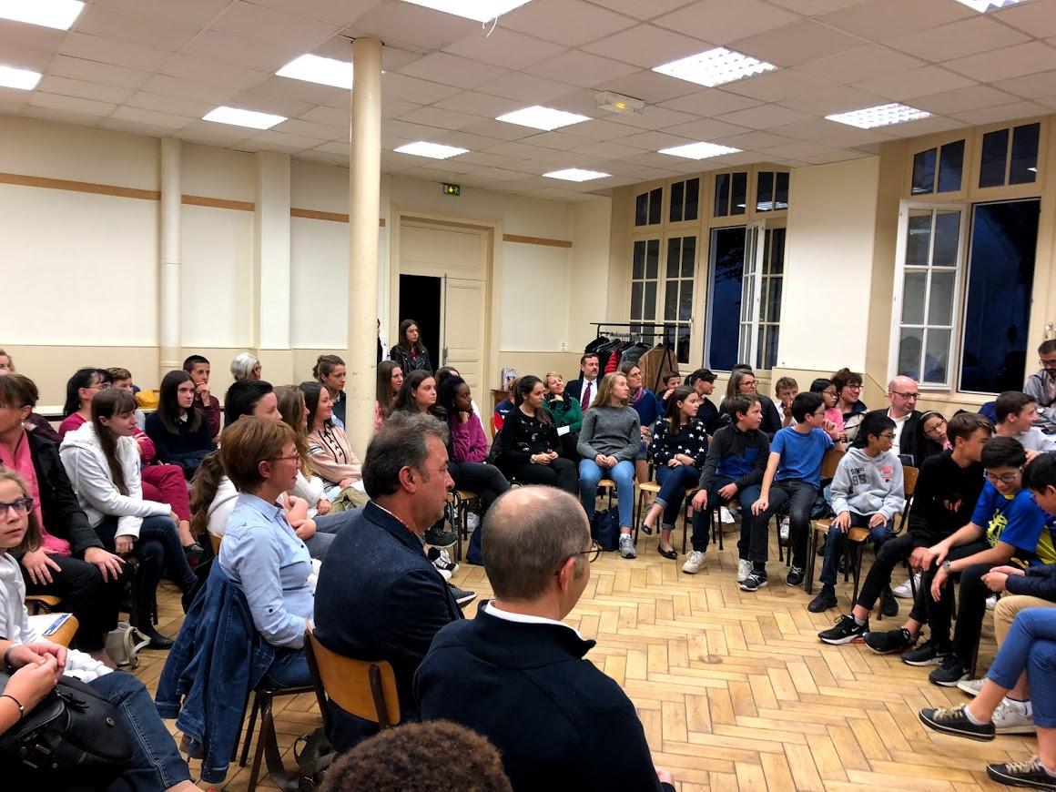 Auxerre: refonte des aumôneries scolaires dans l'espace APOSTOLOS