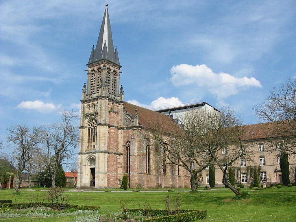 Week-end du groupe «Théophile» les 3 & 4 novembre 2018 à l'Abbaye Notre-Dame d'Autrey (88)