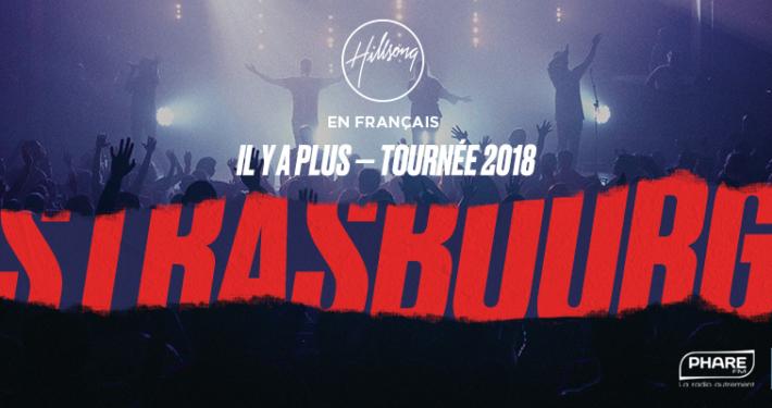 Concert de Hillsong France à Bernolsheim (67) le 24 octobre 2018