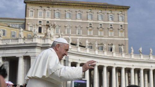 Pape François: «la barque en proie à la tempête est l'image de l'Eglise»