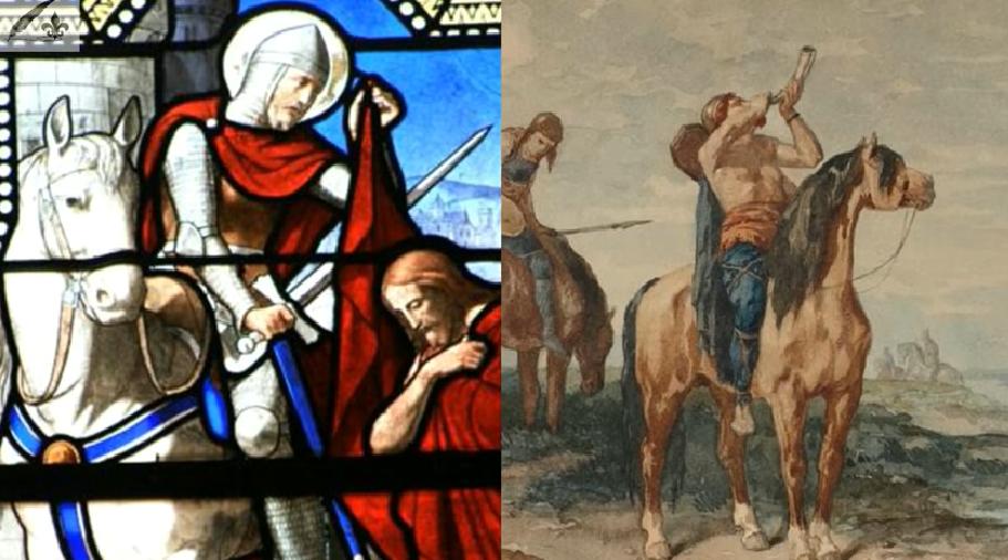 Saint Martin de Tours, l'incarnation historique entre la Gaule des druides et la France chrétienne. (documentaire)