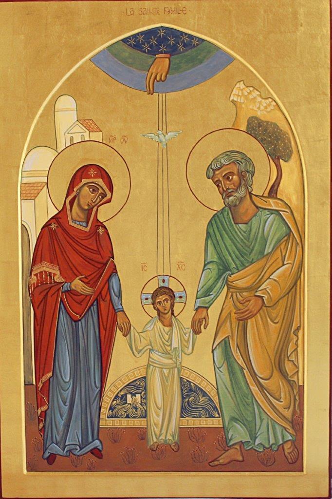 Avec la Sainte Famille, un pèlerinage à Nazareth! Du 23 au 31 mars 2019