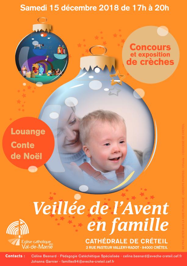 Concours de crèches à Créteil (94) – Inscriptions avant le 30 novembre 2018 et exposition le 15 décembre 2018