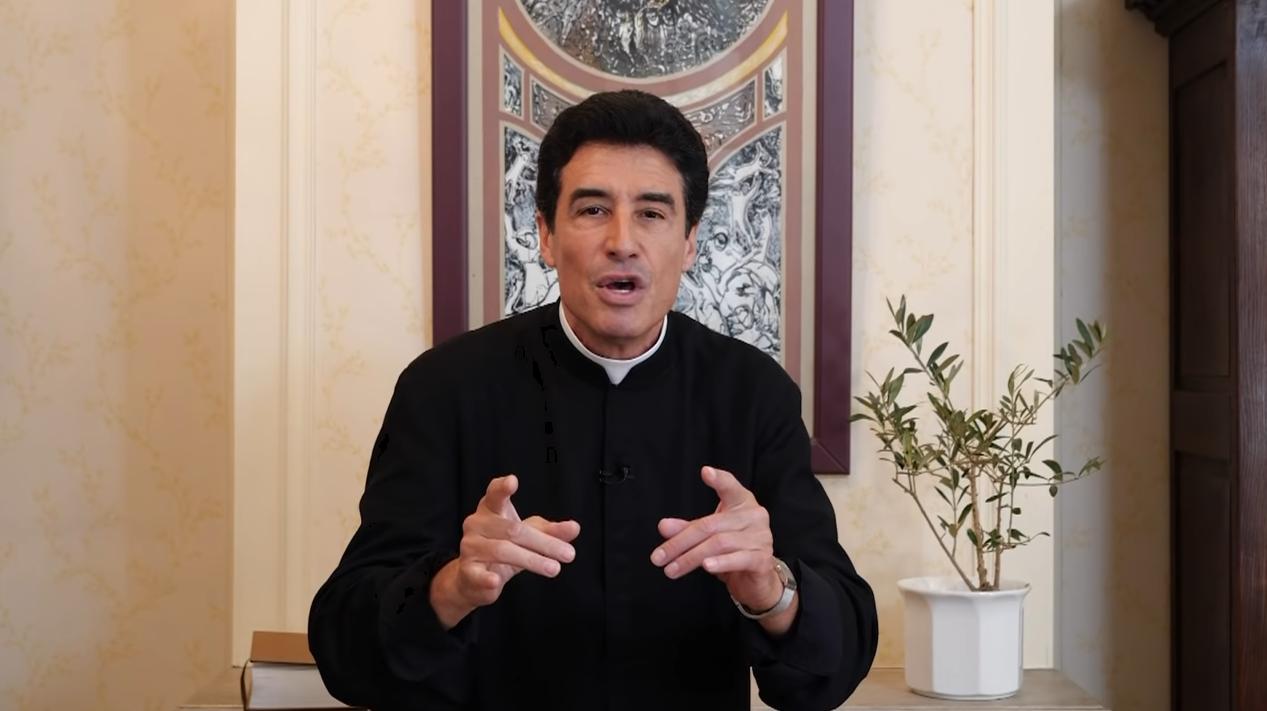 """Prédication du père Michel-Marie Zanotti-Sorkine du 7 novembre 2018 – """"Saisissons la Croix!"""""""