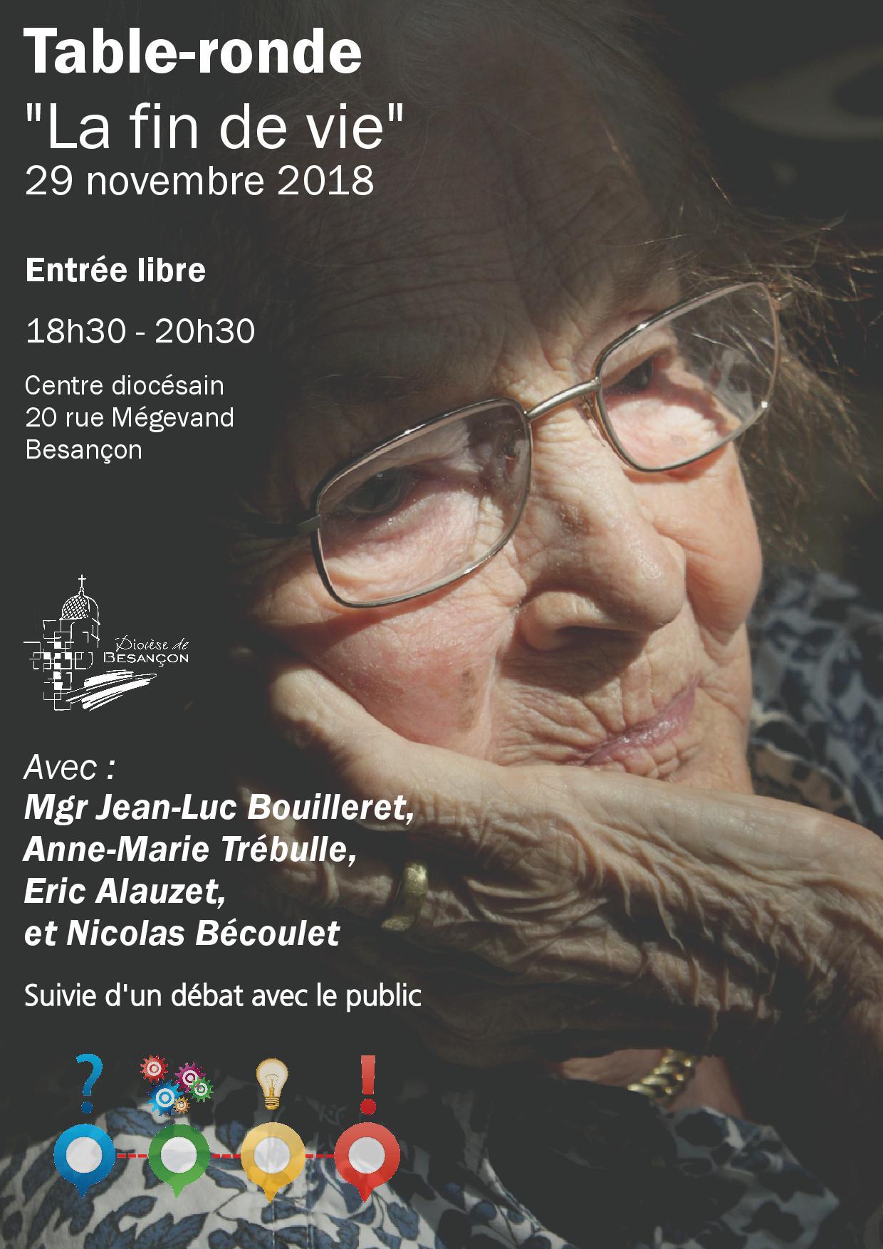 Débat sur la fin de vie le 29 novembre 2018 à Besançon (25)