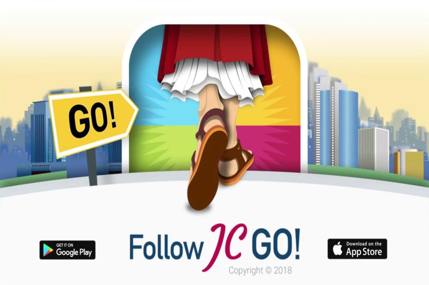 «Follow JC Go» l'application chrétienne d'évangélisation