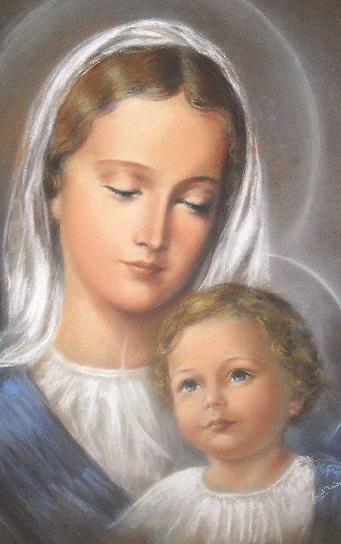 Grande Neuvaine de l'Immaculée Conception du 30 novembre au 8 décembre 2018