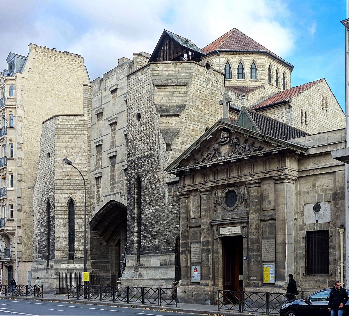 Au détour de nos églises – La basilique sainte Jeanne d'Arc à Paris