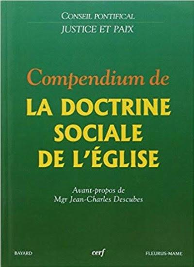 Initiation à la doctrine sociale de l'Eglise le 6 novembre 2018 à Pau (64)