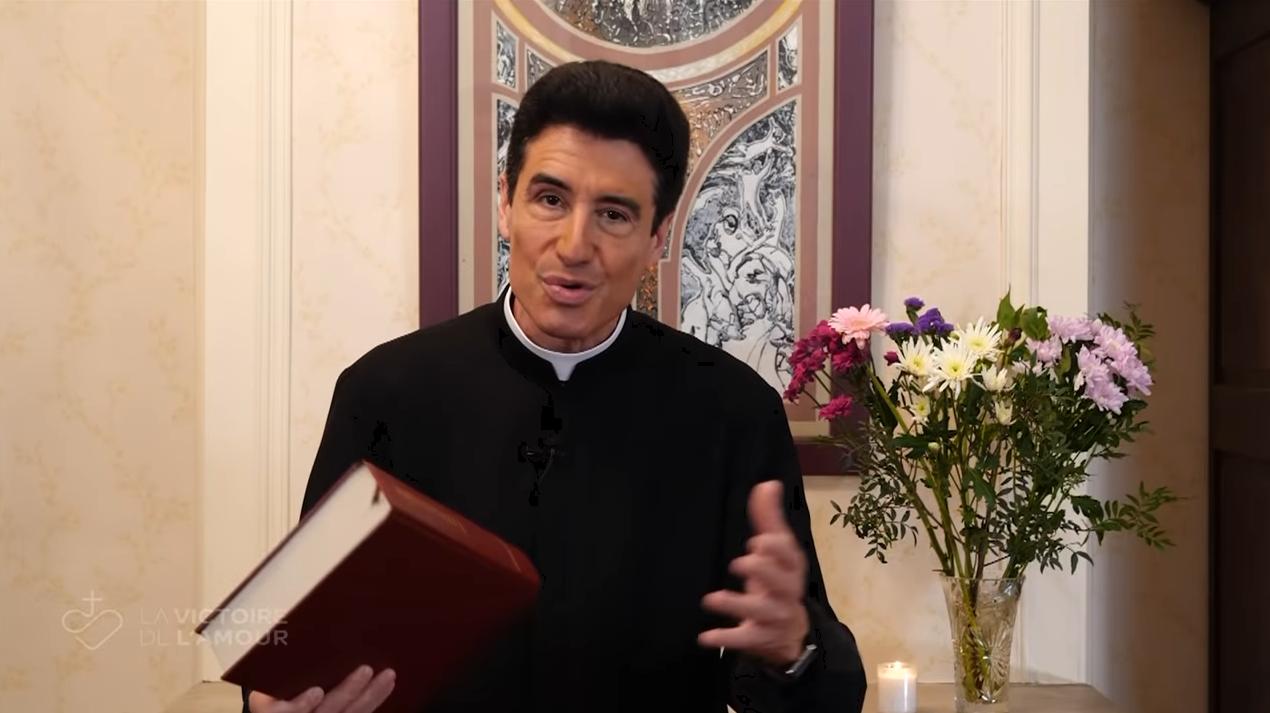 """Prédication du père Michel-Marie Zanotti-Sorkine du 17 décembre 2018 – """"C'est ce que nous sommes chacun qui compte aux yeux de Dieu"""""""