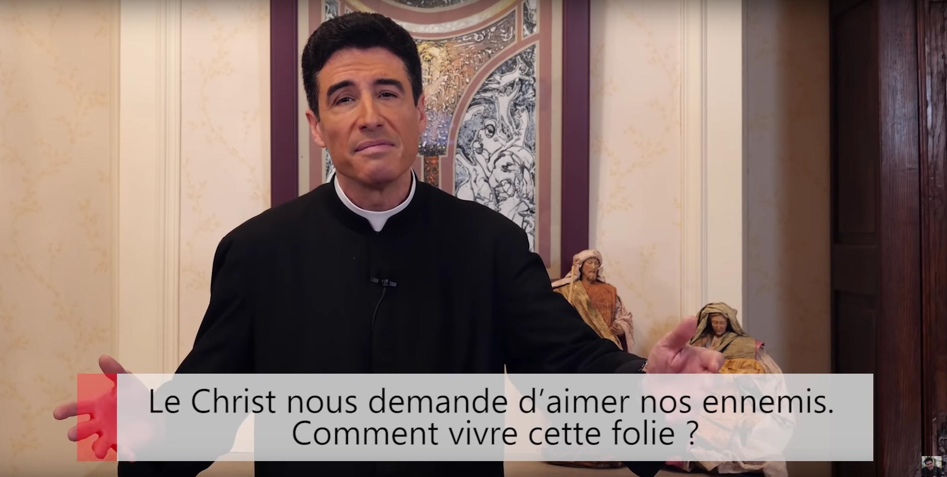 """Deux minutes pour vous #36 – Père Michel-Marie Zanotti-Sorkine – """"Le Christ nous demande d'aimer nos ennemis. Comment vivre cette folie?"""""""