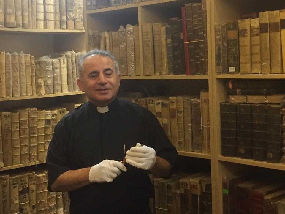 Irak: le Père Michael Najeeb nommé archevêque chaldéen catholique de Mossoul