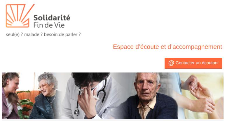 """""""Solidarité – fin de vie"""": une plateforme d'écoute et d'accompagnement en Belgique"""