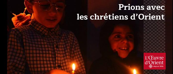 Prions avec les chrétiens d'Orient chaque vendredi – Hozana.org