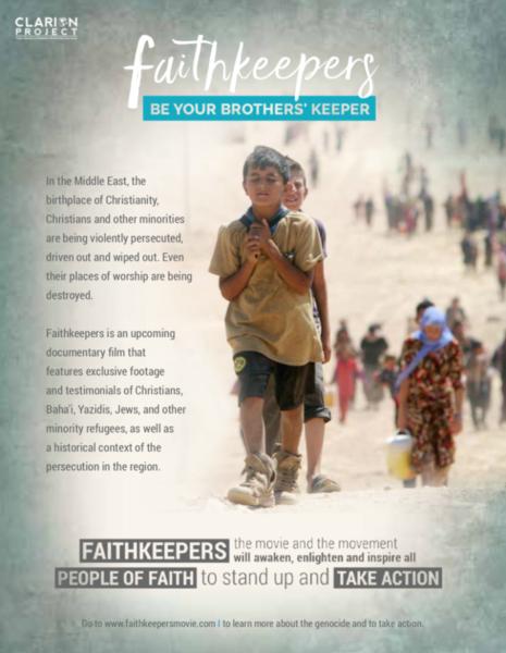 Les chrétiens persécutés gardent la foi - et sont ignorés par ceux qui ne le font pas