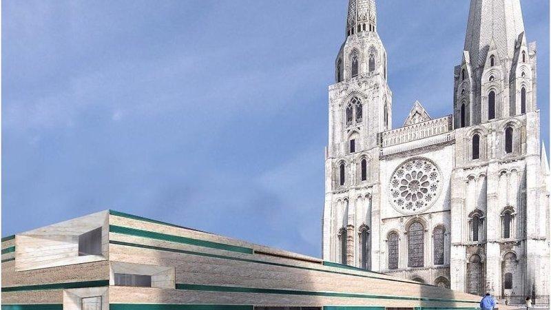 Chartres: pétition contre l'aménagement du cloître