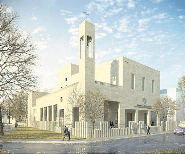 La construction de la première église édifiée sous la République turque débutera en février
