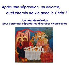 Récollection de La Communion Notre Dame de l'Alliance les 2 & 3 février 2019 à Anduze (30)