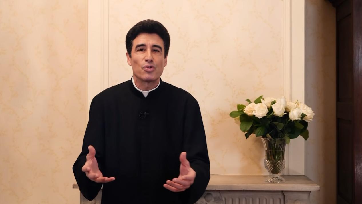 """Prédication du père Michel-Marie Zanotti-Sorkine du 21 février 2019: """"Même le démon connait tout du mystère de Dieu, mais il ne l'aime pas!"""""""