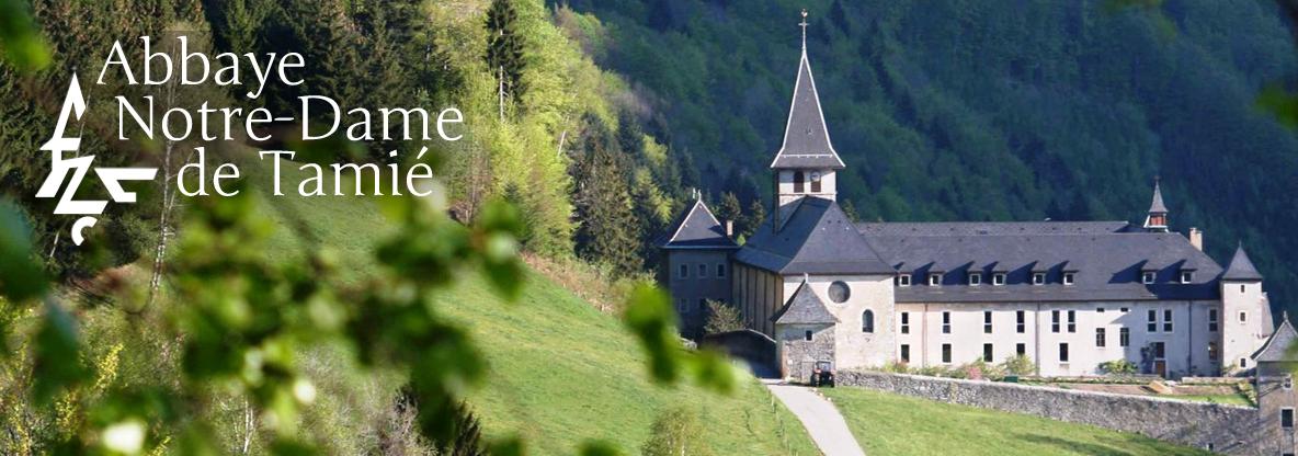Week-end de spiritualité cistercienne les 16 & 17 mars 2019 à l'Abbaye de Tamié (73)