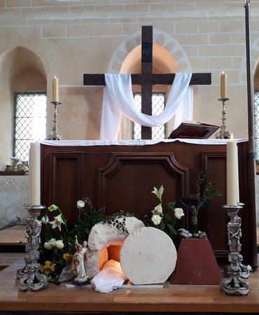 Retraite pascale 2019 à l'Abbaye d'Ourscamp (60) du 18 au 21 avril 2019
