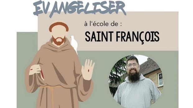 Conférence inter-aumôneries du frère Charles-Benoît Rêche «Évangéliser à l'image de Saint François» le 26 février 2019 à Rouen (76)