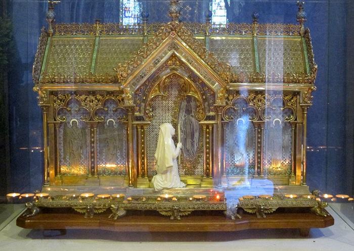 Les reliques de Sainte Bernadette dans l'Orne (61) pour la première fois! Du 5 au 10 mars 2019